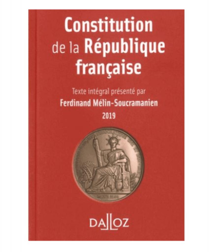 La constitution française