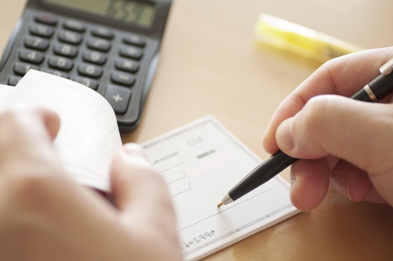 Comment remplir un chèque ?